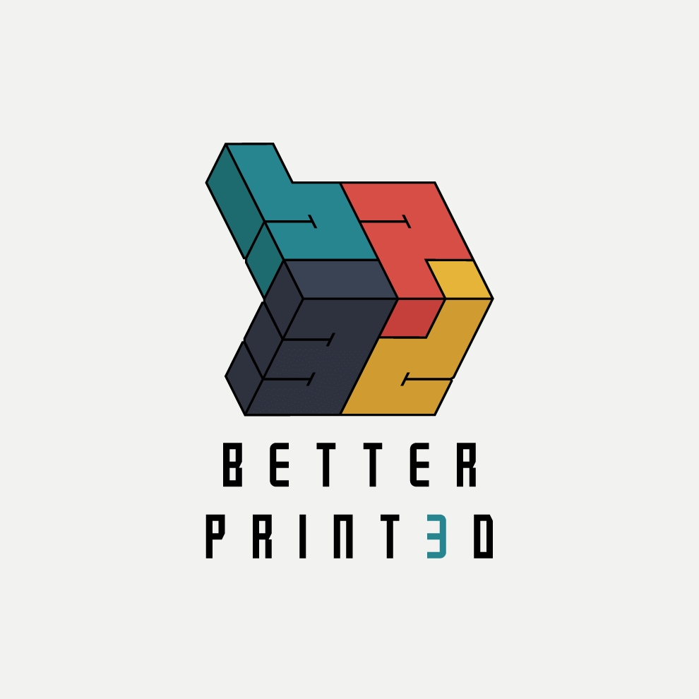 logo Betterprint 3D