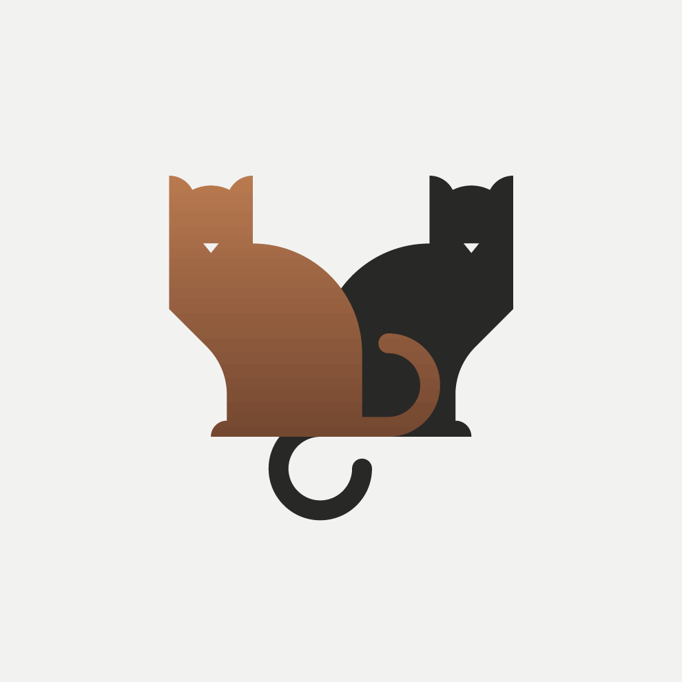 Logo Twin Cats