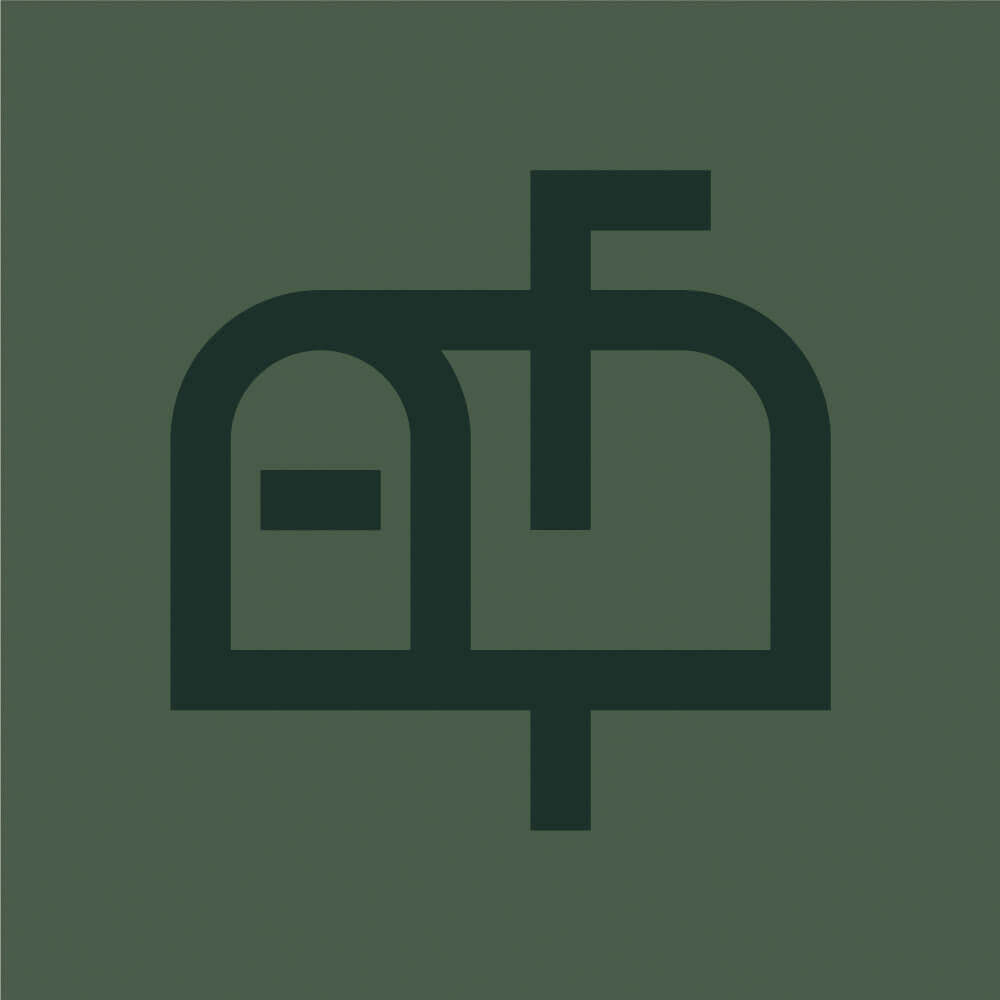 Places minimal line icon collection