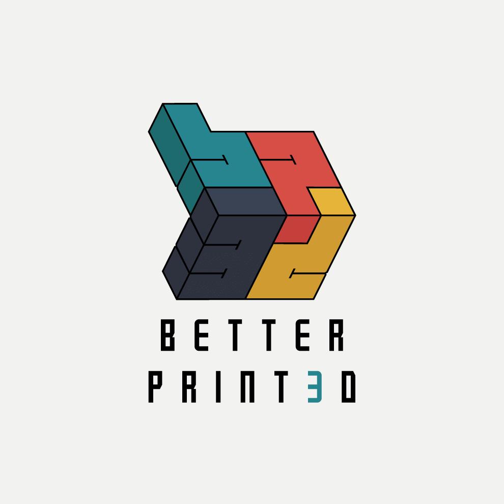 logo Betterprint 3D